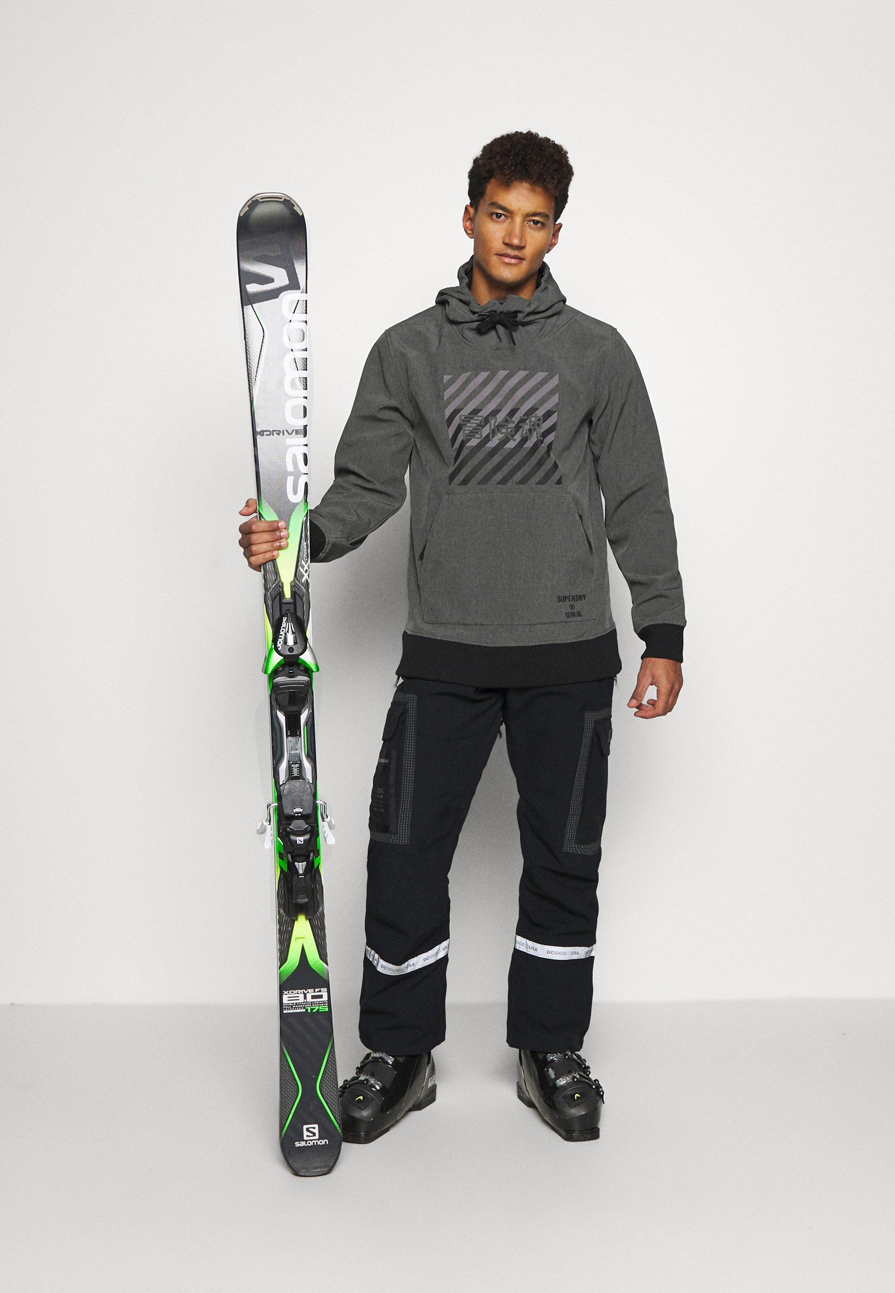 Herrer SNOW TECH HOOD - Skijakker