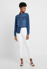 Vila - VIBISTA  - Overhemdblouse - blue denim - 1