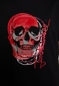 Just Cavalli - SKULL - T-shirt imprimé - black - 5