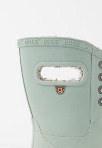 Bogs - AMANDA PLUSH LACE - Zimní obuv - jade - 2