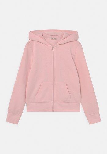 TEEN HOODED - Zip-up sweatshirt - pink dogwood