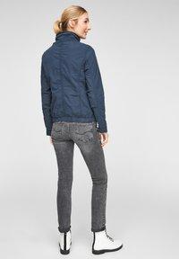 Q/S designed by - Light jacket - dark blue - 2