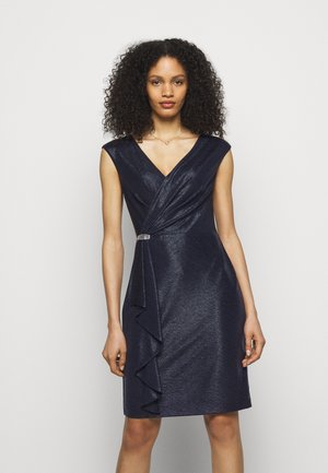 Cocktail dress / Party dress - lighthouse navy