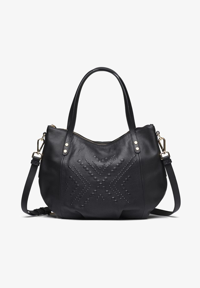 ABABA SMALL - Sac bandoulière - black