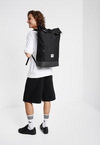 adidas Originals - ROLLTOP - Rucksack - black - 1