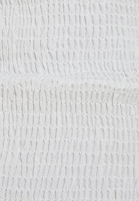 Bershka - Sukienka etui - white - 6