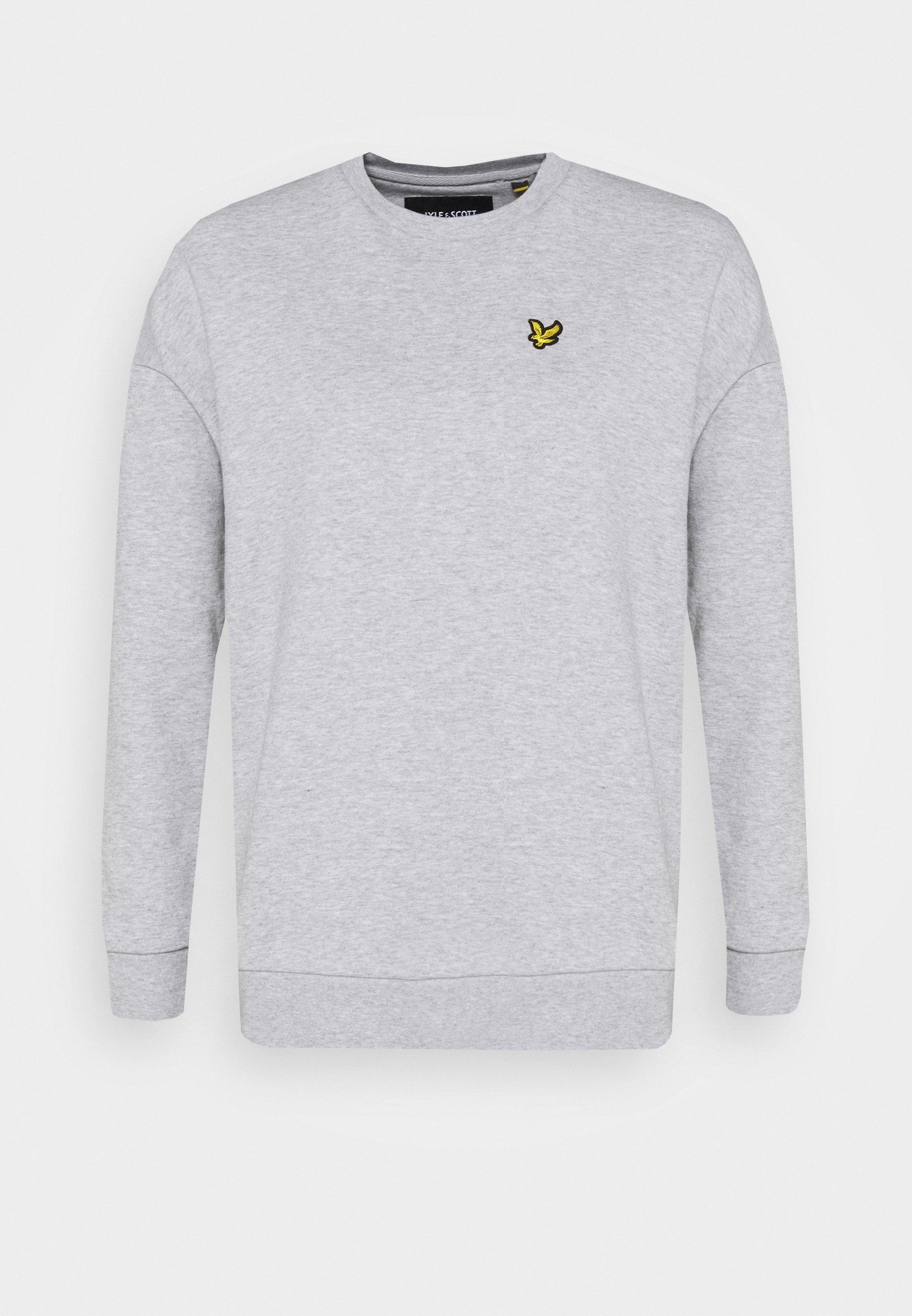 Lyle & Scott Sweatshirt - Light Grey