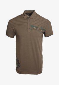 Gabbiano - Polo shirt - army - 0