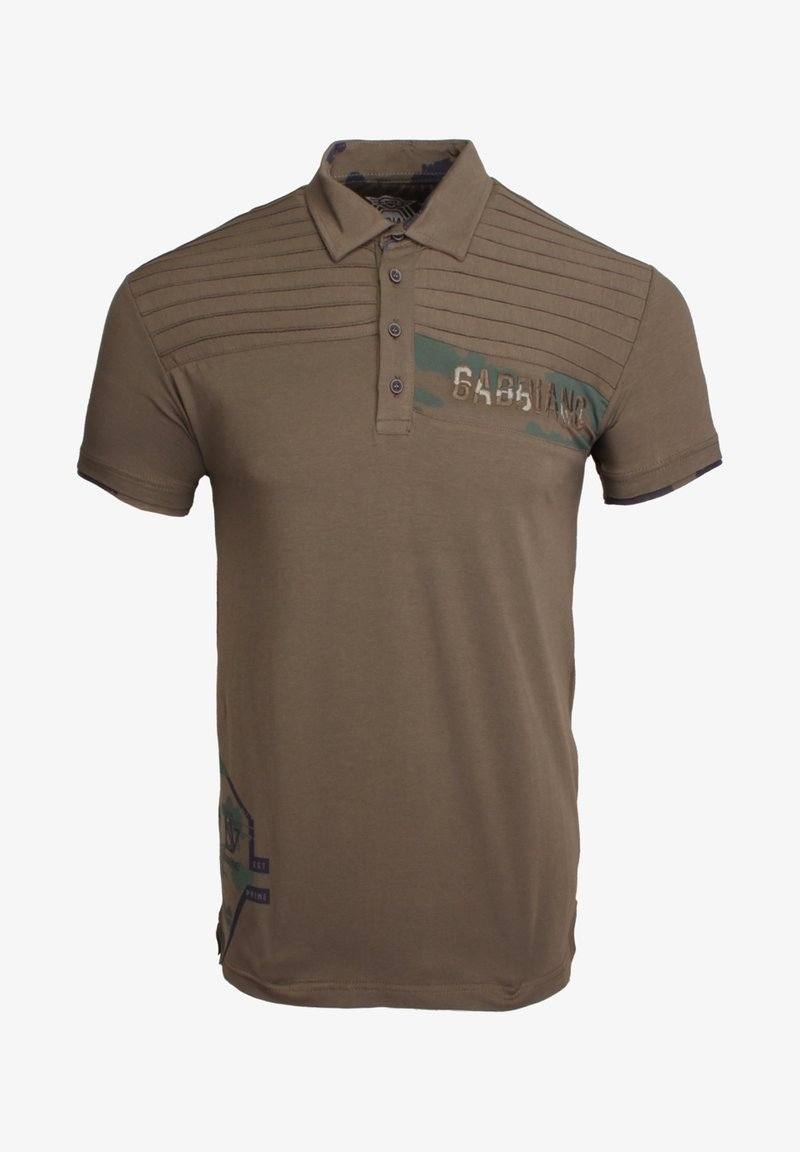 Gabbiano - Polo shirt - army