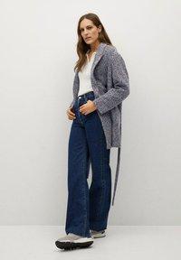 Mango - LAPIZ - Classic coat - marineblau - 1