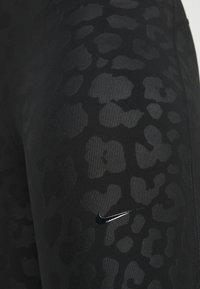 Nike Performance - Tights - black/white - 3