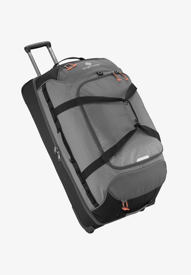 EXPANSE DUFFEL  - Wheeled suitcase - stone grey