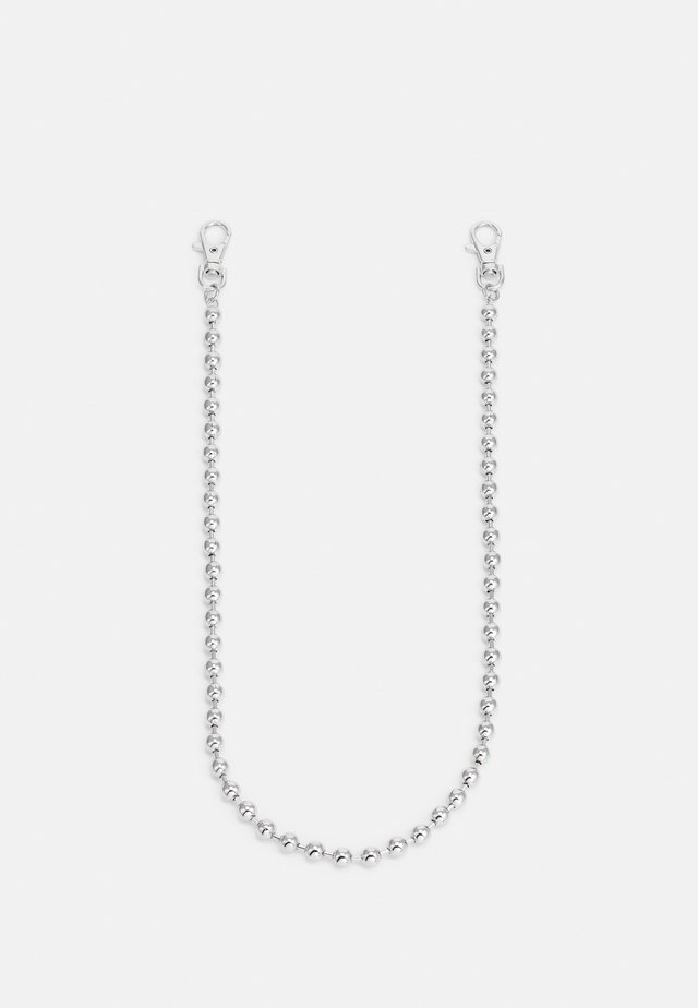 BALL WALLET CHAIN - Annet - silver-coloured