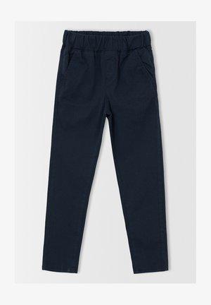 RELAX FIT - Pantalones - navy