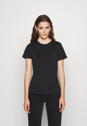 Basic T-shirt - moonless night