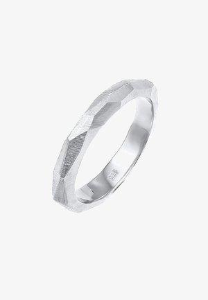 BASIC COUPLE - Bague - silber
