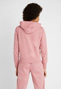 Calvin Klein Performance - HOODIE - Huppari - pink - 2
