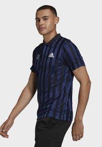 adidas Performance - Polo shirt - blue - 4