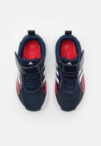 adidas Performance - FAI2GO UNISEX - Sports shoes - collegiate navy/footwear white/vivid red - 3