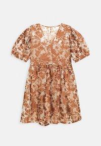 Object - OBJALICE SHORT DRESS FAIR - Day dress - sugar almond - 4