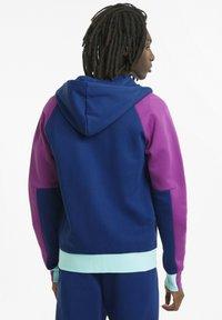Puma - Zip-up hoodie - elektro blue - 2
