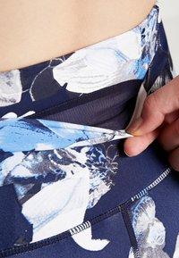 Cotton On Body - CROSS OVER 7/8 - Leggings - daze navy - 6