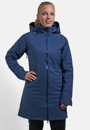 DAUNENMANTEL RAA - Down coat - sargasso sea