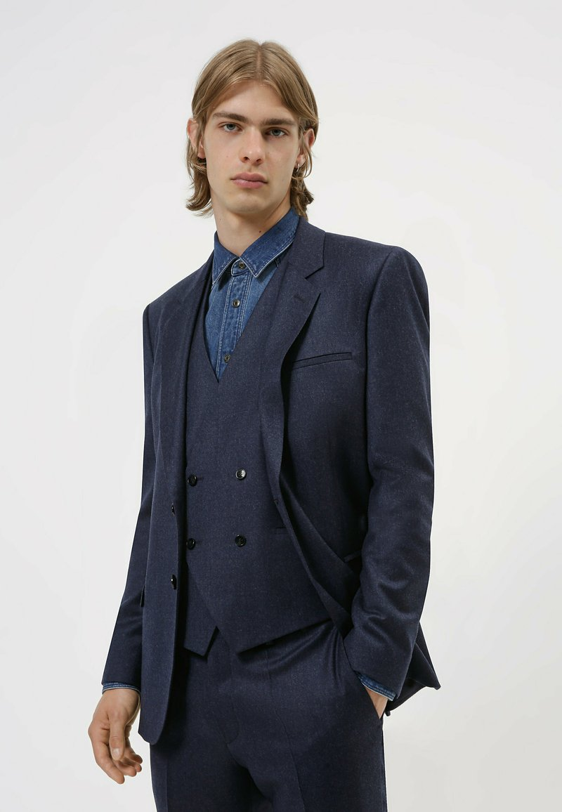 HUGO - Suit - blue