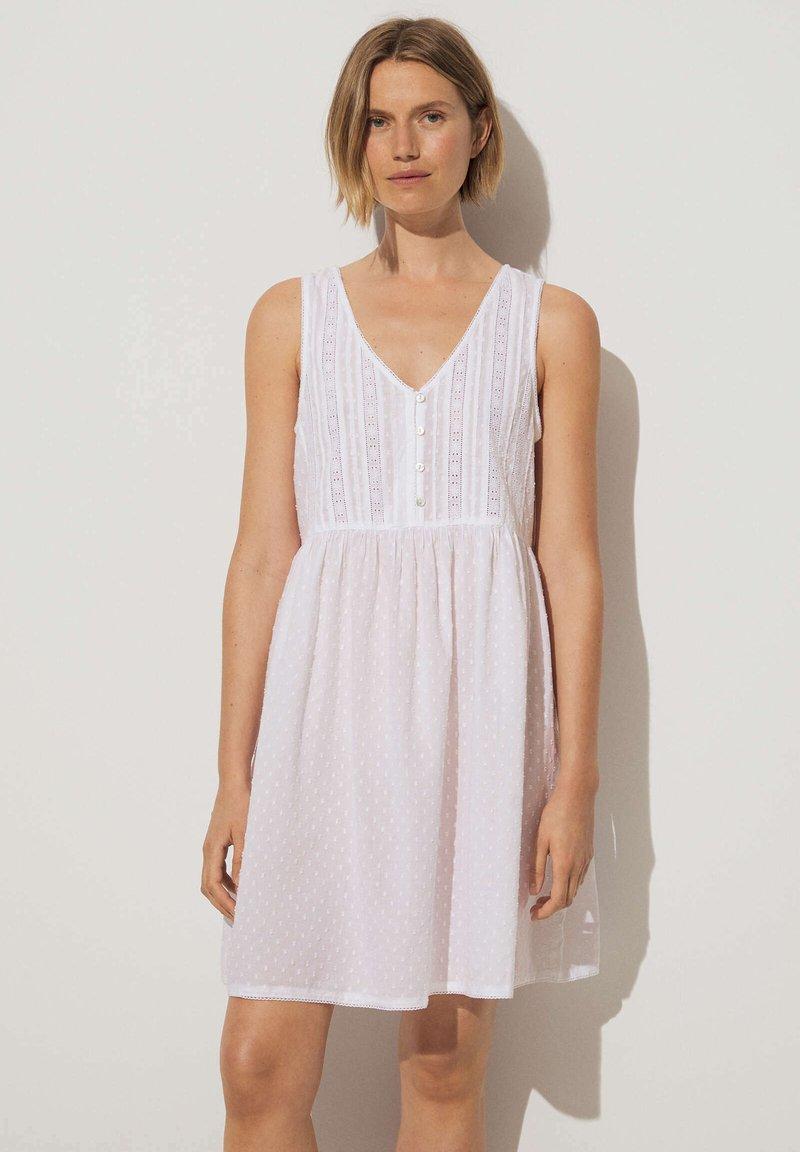 OYSHO - Nightie - white