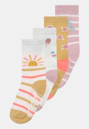TODDLER GIRL 4 PACK - Socks - multi-coloured