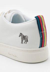 Paul Smith - LEE - Sneakersy niskie - white - 6