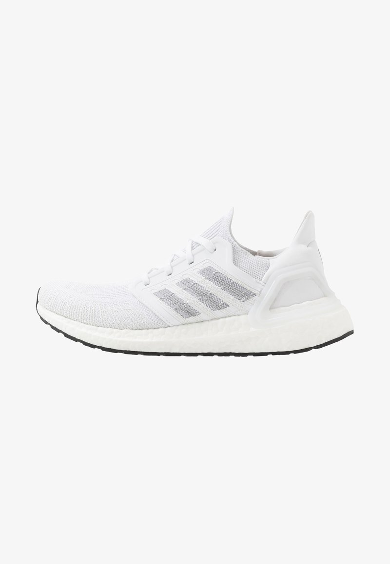 adidas Performance - ULTRABOOST 20 PRIMEKNIT RUNNING SHOES - Laufschuh Neutral - footwear white/core black