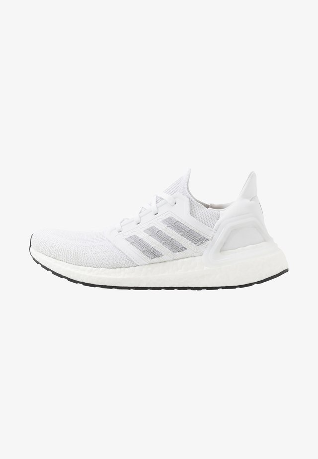 ULTRABOOST 20 PRIMEKNIT RUNNING SHOES - Laufschuh Neutral - footwear white/core black