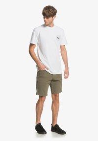 Quiksilver - Denim shorts - kalamata - 1