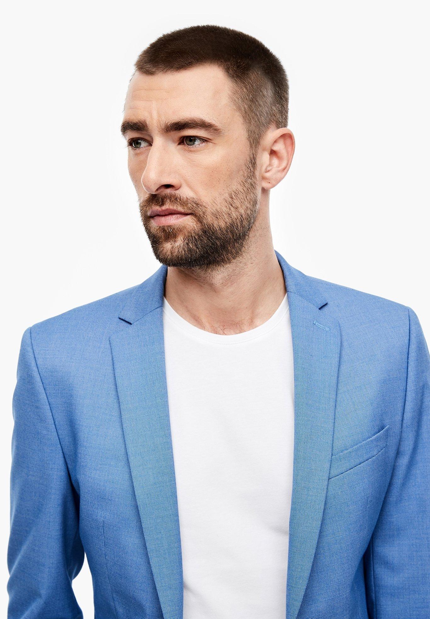 Homme MIT WEBSTRUKTUR - Veste de costume