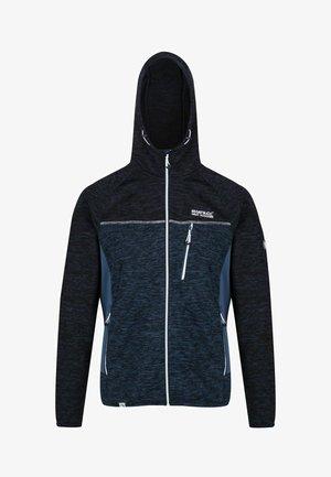 CARTERSVILLE VII - Fleece jacket - dkdenim/navy