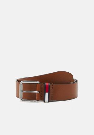 FLAG ROLLER - Belt - brown