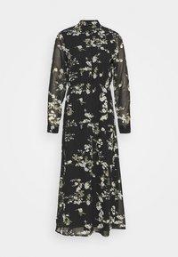ONLY Tall - ONLALYSSAMAXI DRESS TALL - Maxikjoler - black - 0