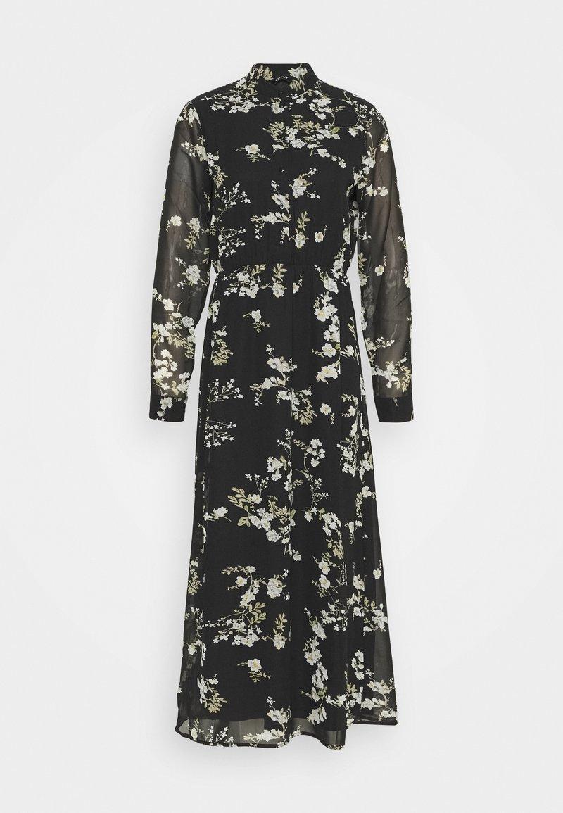 ONLY Tall - ONLALYSSAMAXI DRESS TALL - Maxikjoler - black