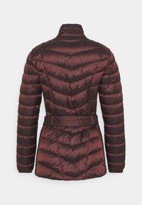 Barbour International - GLEANN QUILT - Light jacket - cocoa - 8