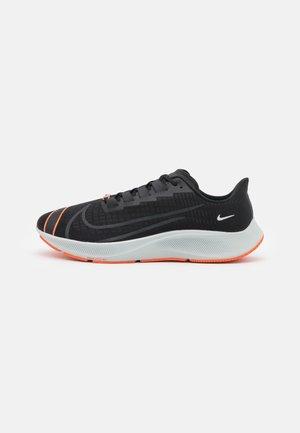 AIR ZOOM PEGASUS 37 FC - Stabilty running shoes - black/photon dust/camellia/pure platinum