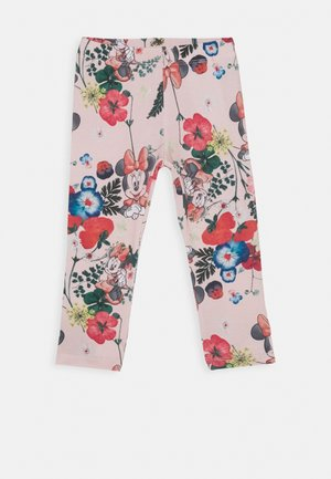 NMFMINNIE TENNDI LEGGING - Leggings - Trousers - pearl