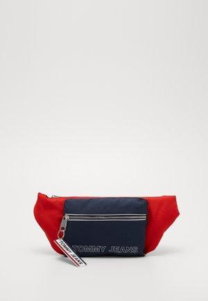 LOGO TAPE BUMBAG - Bum bag - multi