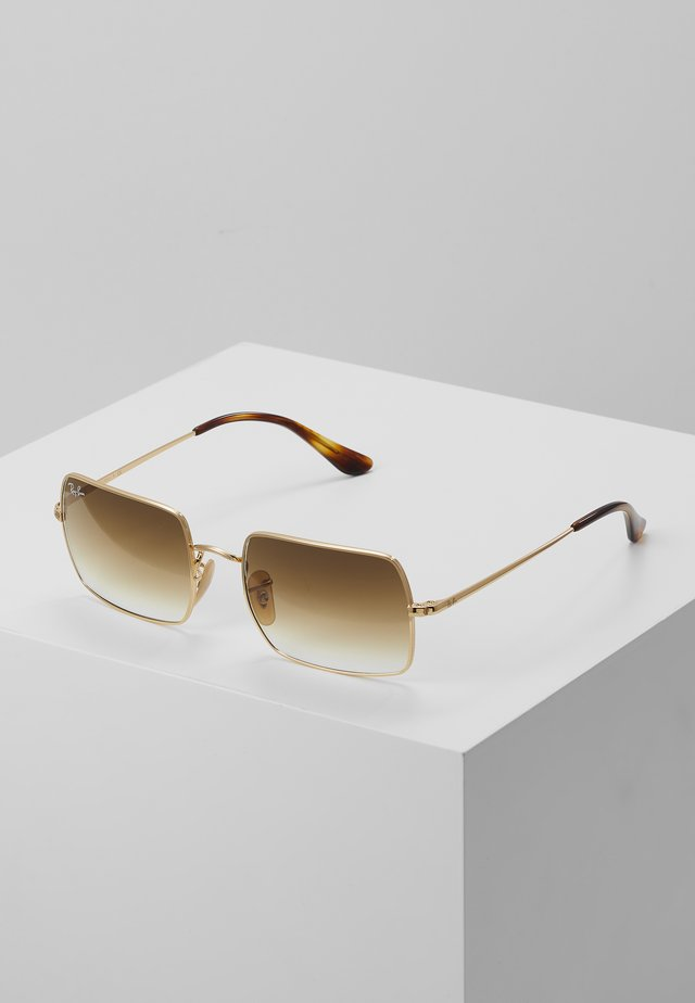 Gafas de sol - gold-coloured/brown