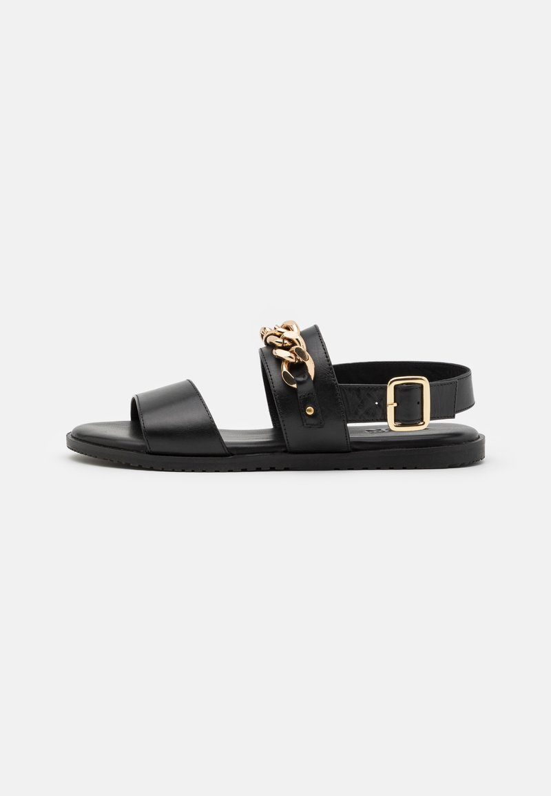 Zign - UNISEX - Sandals - black