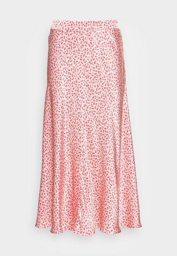 HALLIE SKIRT - A-line skirt - pink