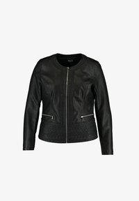 MS Mode - Faux leather jacket - black - 0
