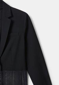 Desigual - KEREM - Giacca di jeans - black - 3