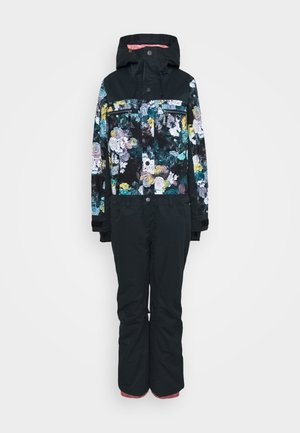 FORMATION SUIT - Snow pants - true black sammy