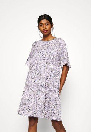 GIRAL DRESS - Hverdagskjoler - lavender blue